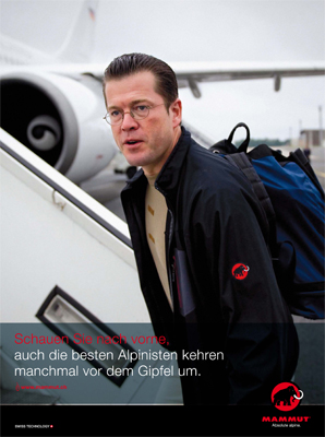 Werbung mit Prominenten – Darf mit Guttenberg geworben werden?