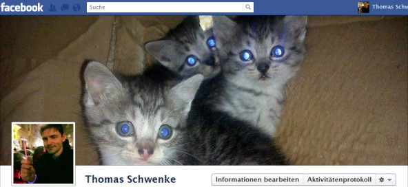 Facebook Chronik - Die neuen Coverbilder