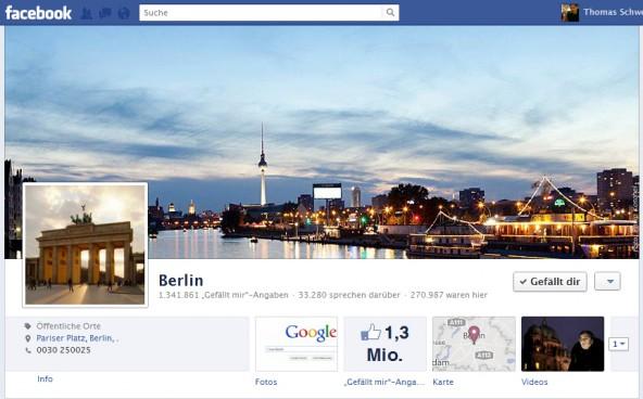 Wichtig: Einschränkungen für Orts-, Region, Länder- und Gemeindenamen von Facebook-Seiten