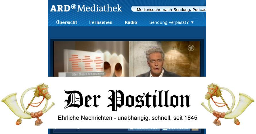 Der Postillon vs Titel Thesen Temperamente (TTT) – Ist Humor urheberrechtlich geschützt?