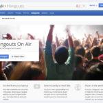 Googles Hangout On Air kombiniert die Vorteile technisch einfachen Streamings mit der Möglichkeit einer Konferenzschaltung.