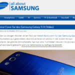 It's All About Samsung - Hinweis auf Sponsoring