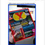 Bildzitate & Recht - Beispiel Yps