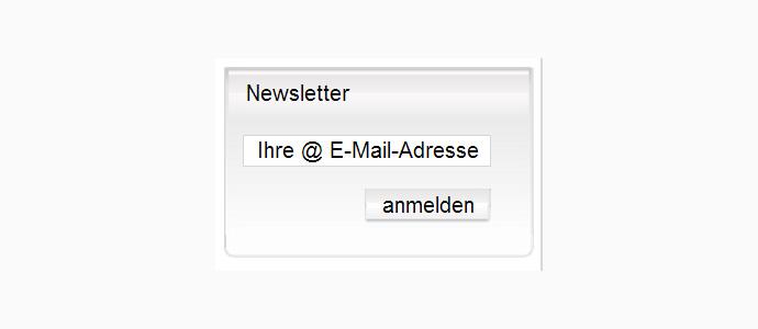 Birgt Ihr E-Mail-Newsletter ein Abmahnrisiko? - Anmeldung ohne Informationen