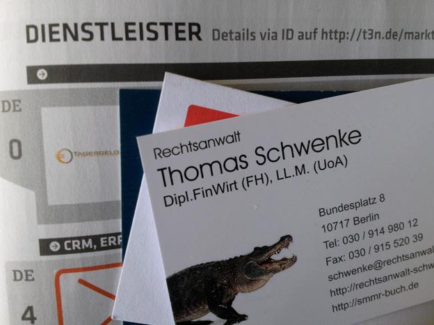 Birgt Ihr E-Mail-Newsletter ein Abmahnrisiko?- Öffentlich zugängliche Daten