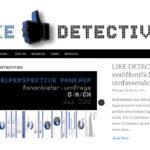 Like Detectives