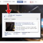 Automatisch erstelltes Vorschaubild beim Like-Button