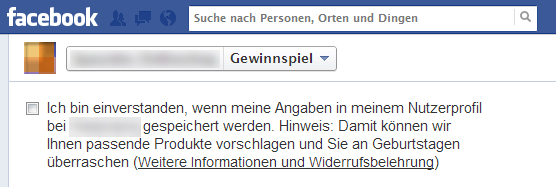 Social Media Monitoring & CRM - Einwilligung bei Facebook