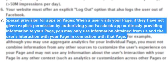 Social Media Monitoring & CRM - Verbot der Datenübernahme zu Facebook