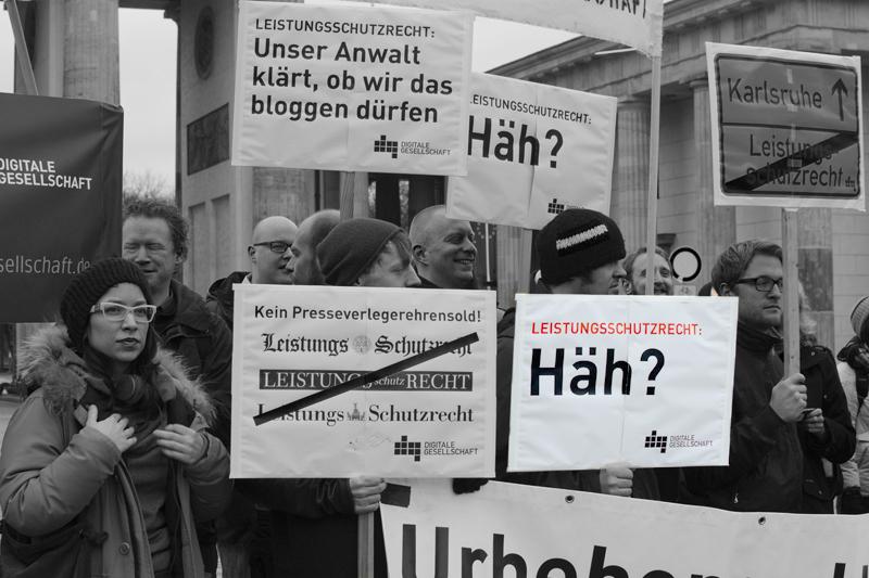 FAQ zum Leistungsschutzrecht für Presseverleger (für Blogger, Social Media & Journalisten)
