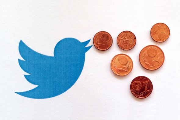 Pay with a Tweet – Logo