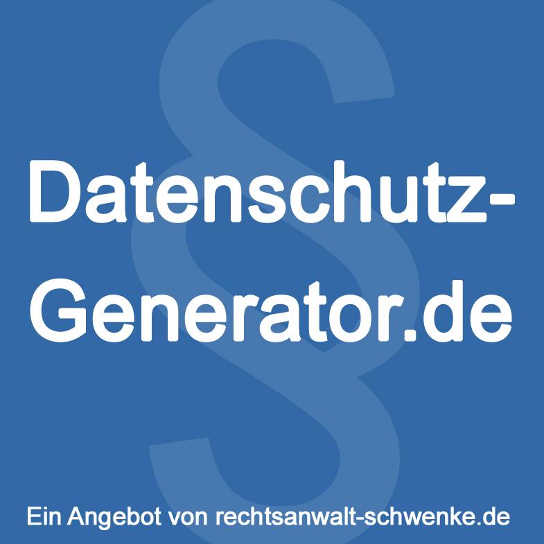 Abmahnung wegen fehlerhafter Datenschutzerklärung – Sichern Sie sich ab mit Datenschutz-Generator.de