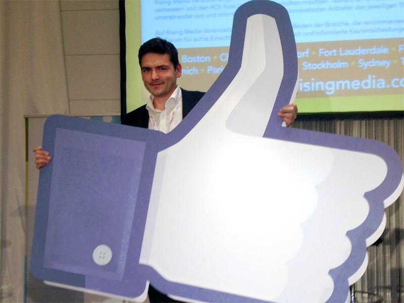 """""""Facebook Rechtsupdate"""" – Vortragsfolien von der Allfacebook Developer Conference 2013"""