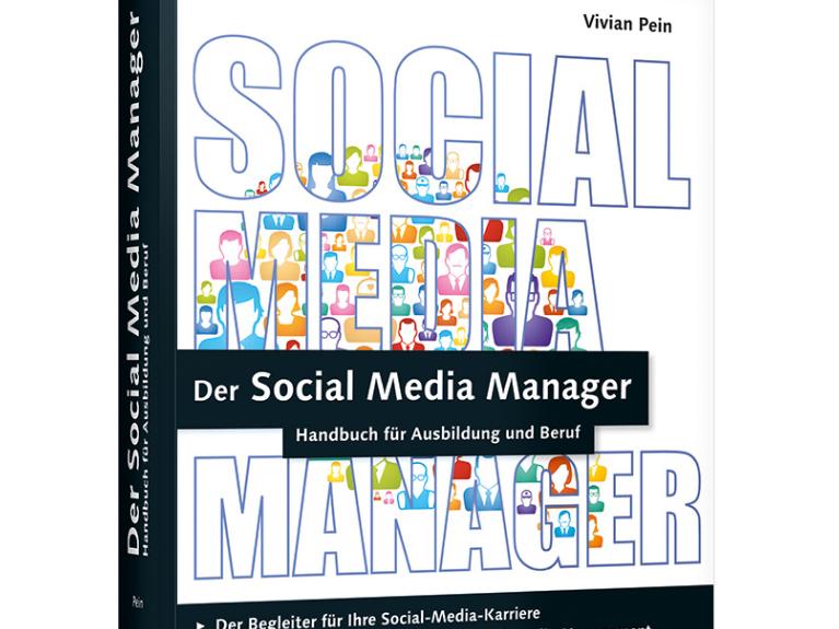 """Buchempfehlung: """"Der Social Media Manager: Das Handbuch für Ausbildung und Beruf"""""""