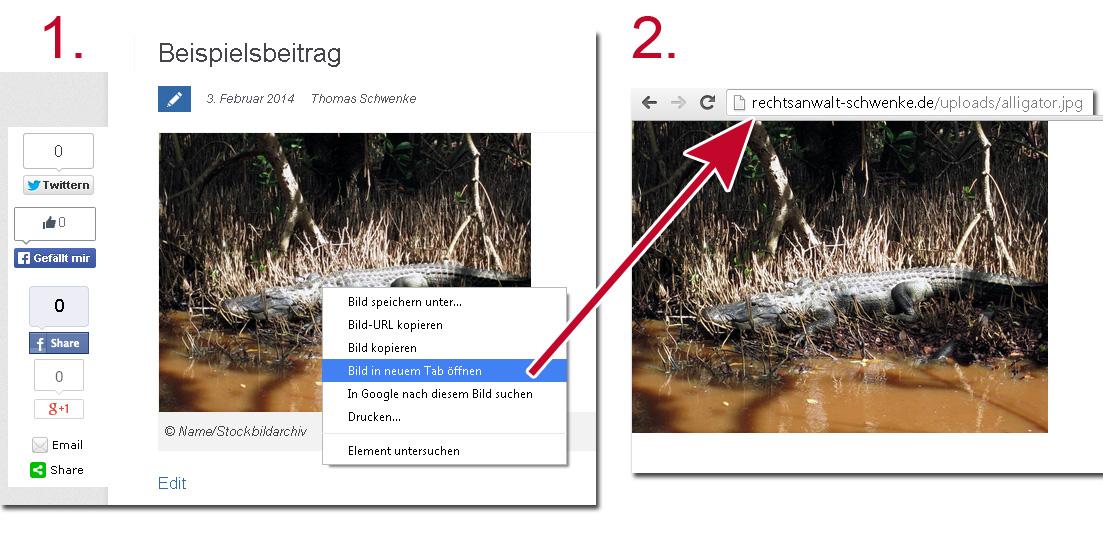 Urteil LG Köln zu Pixelio-Bildern: Achtung! Handeln Sie sofort und prüfen Sie, ob Ihre Bilder die nötigen Urheberhinweise im Bild führen