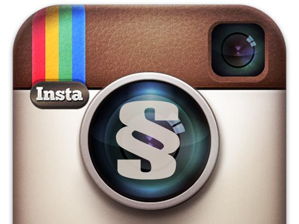 Instagram – Rechtliche Basics zum Impressum, Bilderrechten und Gewinnspielen