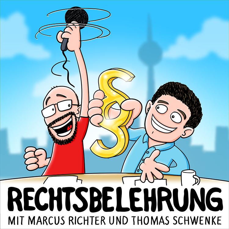 Podcasthinweis: Abmahnbeantworter – Rechtsbelehrung Folge 41