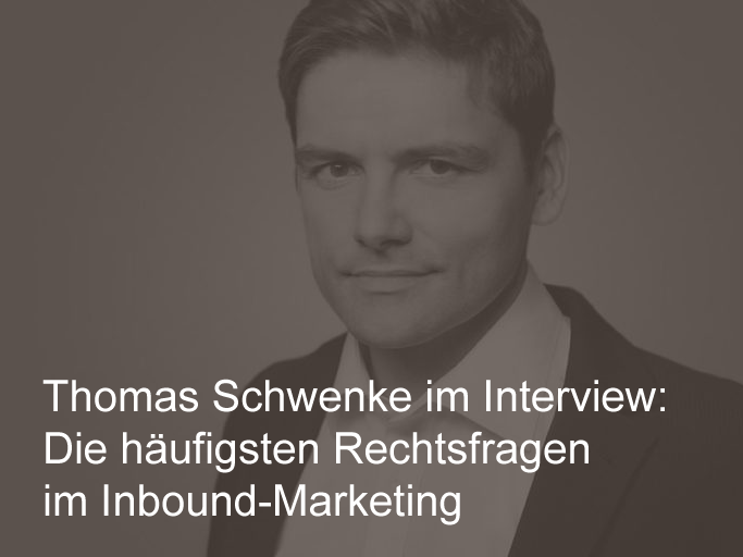 "Podcastreihe zum Inbound-Marketing & Recht bei ""Affen on Air"""