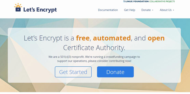 Let's Encrypt - Kostenlose Verschlüsselungszertifikate