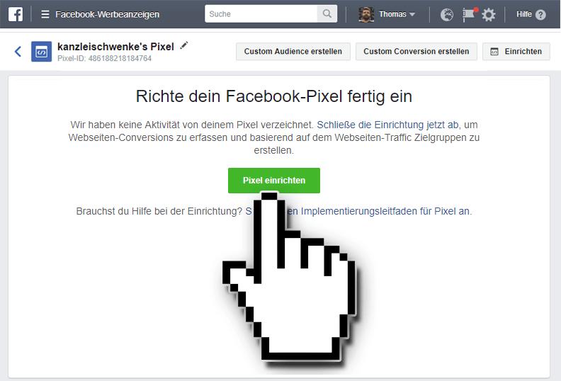 Facebook-Pixel und Datenschutz – Anleitung für einen rechtssicheren Einsatz