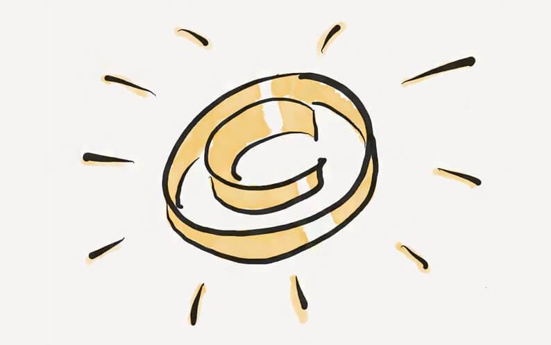 Der Copyright-Hinweis, Bedeutung, Notwendigkeit, Tipps und Muster