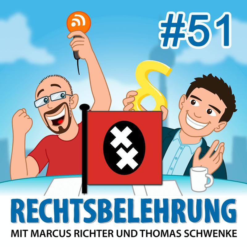 Podcasthinweis: Wolfenstein, Hakenkreuze und verbotene Symbole – Rechtsbelehrung Folge 51