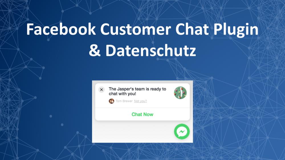Beitragshinweis: Facebook Messenger und Chatbots in Websites einbinden – Anleitung für rechtssicheren Einsatz