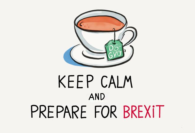 Brexit & DSGVO – Tipps und Checkliste zur Vorbereitung auf den Datenschutz-Ernstfall