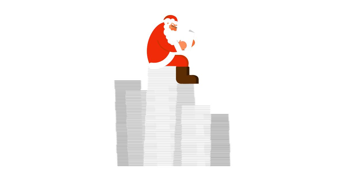 Beitragshinweis: Weihnachtsgrüße per E-Mail und Post zu Zeiten der DSGVO