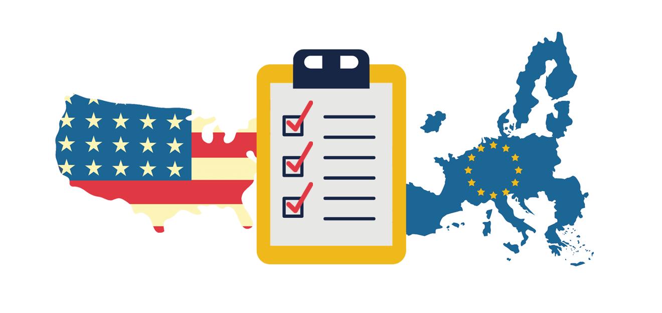 Beitragshinweis: Keine Angst vor US-Datentransfers ohne Privacy Shield – Muster, Ratschläge und Checkliste für Standardvertragsklauseln