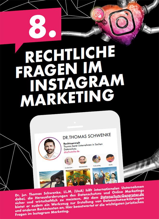 """Gewinnspiel: """"Professional Guide to Instagram Marketing"""" der Online Marketing Rockstars"""