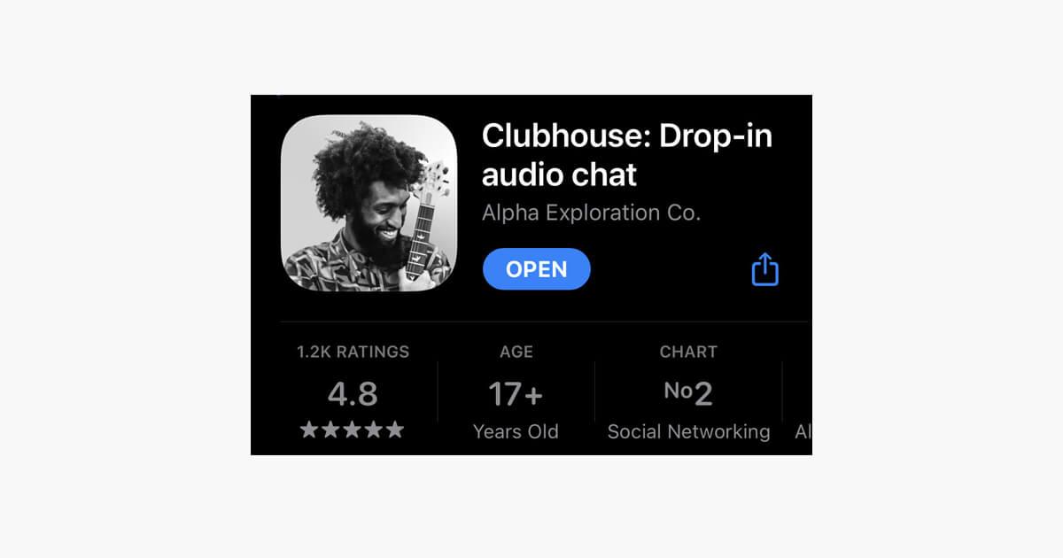 """Lesetipp: """"Hype-App 'Clubhouse' – Zulässigkeit geschäftlicher und privater Nutzung"""